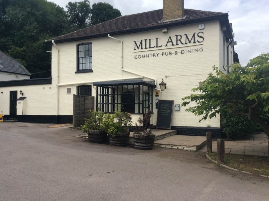 Skittles Night at The Mill Arms, Dunbridge