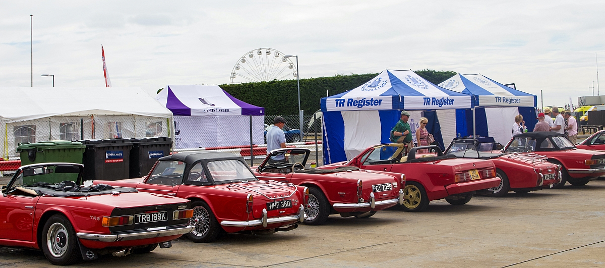CANCELLED - Silverstone Classic 2020