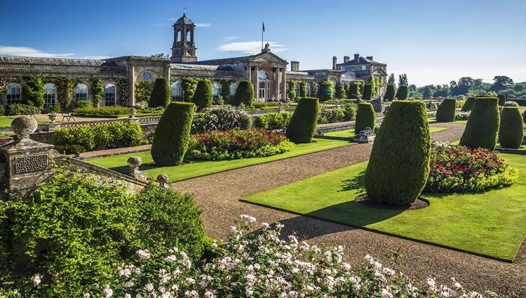 Glavon Group - Drive-it Day at Bowood House