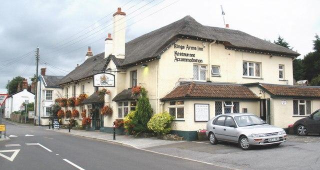 Devon Group - Thursday night meet - Kings Arms, Tedburn St Mary