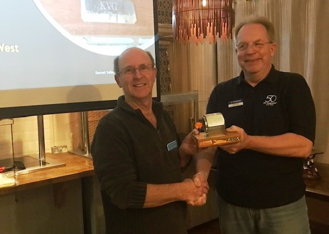 Kennet Valley TR Group hold their 50th Annual Members Meeting