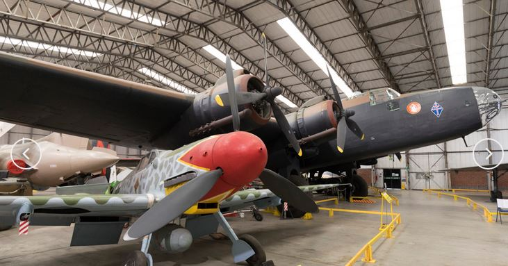 *** CANCELLED *** Cleveland Group TR Register - Visit to Elvington Air Museum