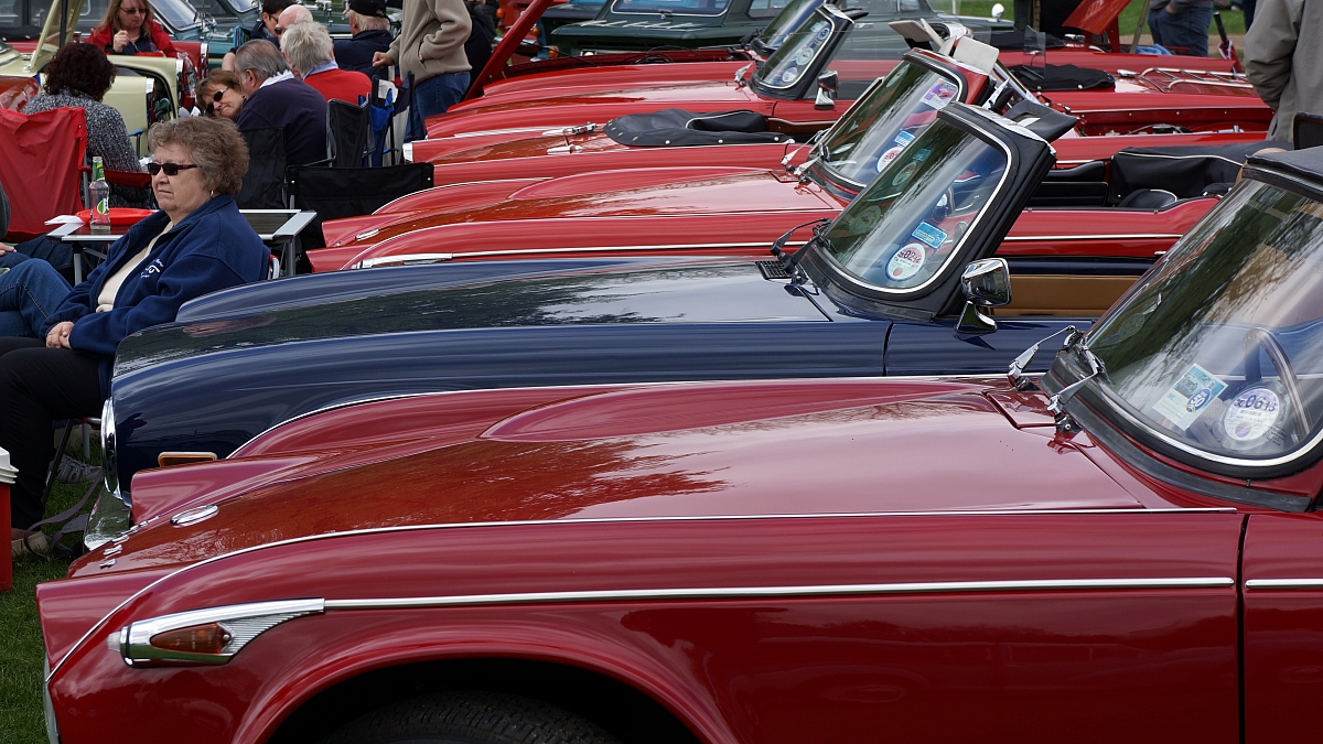 Kennet Valley TR Group Basingstoke Festival of Transport - This Event is CANCELLED!