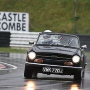 TR Register Track Day - Castle Coombe