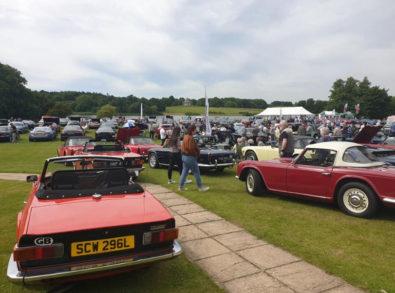 *** CANCELLED *** Cleveland  Group  - The North East Classic Car and Motorcycle Show