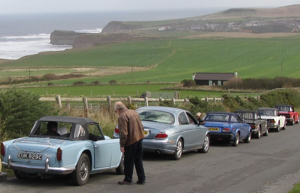 ** CANCELLED ** Cleveland Group - A tour of the North Yorkshire coast