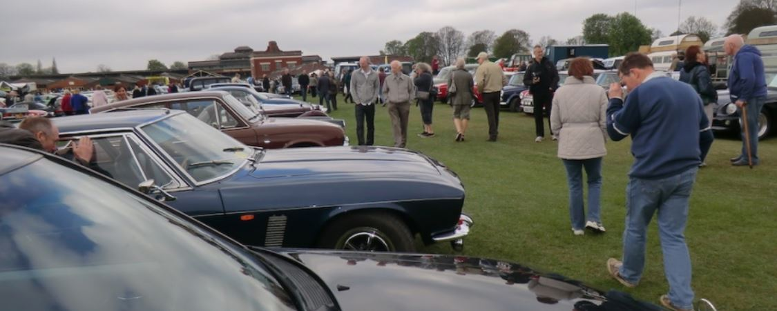 ***CANCELLED*** Cleveland Group - Ripon Classic Car and Bike Show