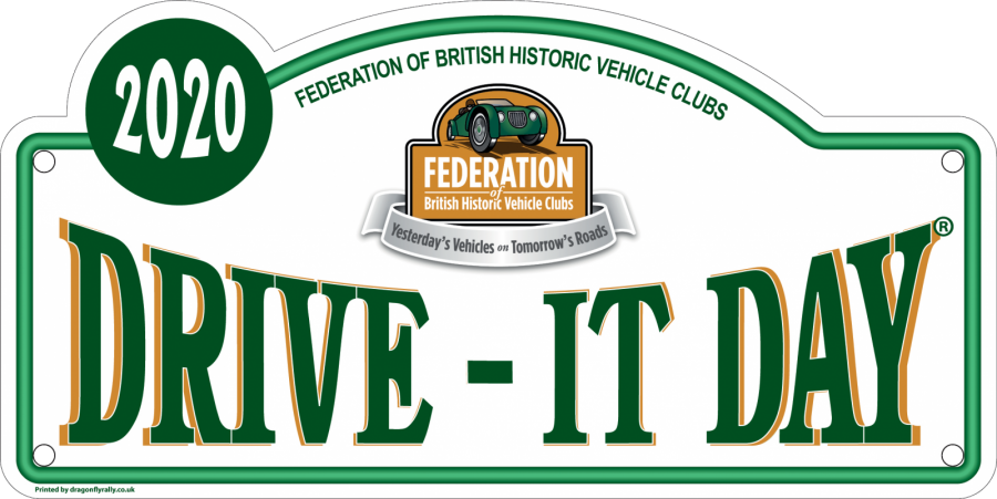 ​Federation of British Historic Vehicle Clubs updated statement on Drive it Day 2020