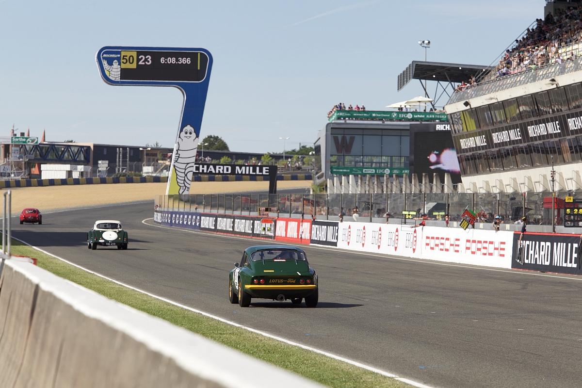 Le Mans Classic - July 2022