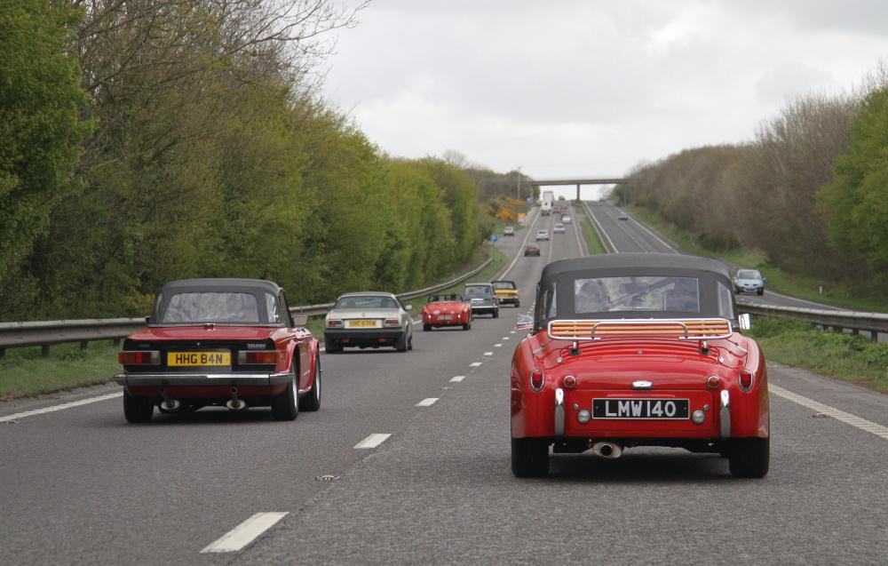 Cornwall Group - Virtual Drive it Day 2020