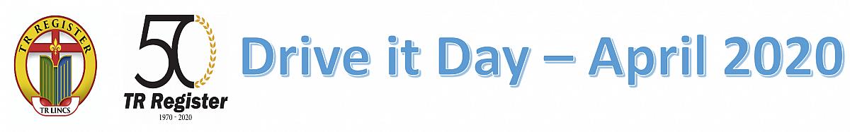 TR Lincolnshire Virtual Drive It Day -2020