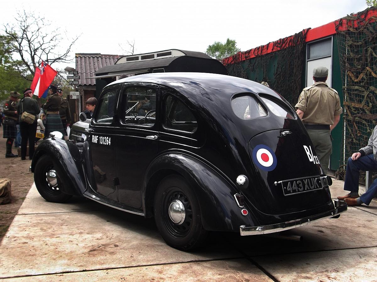 The Standard Motor Company's crucial role in WW2 & the rebirth of Triumph