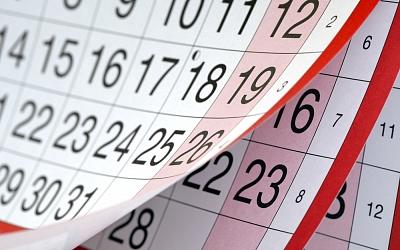 Glavon Group - Events Calendar 2020