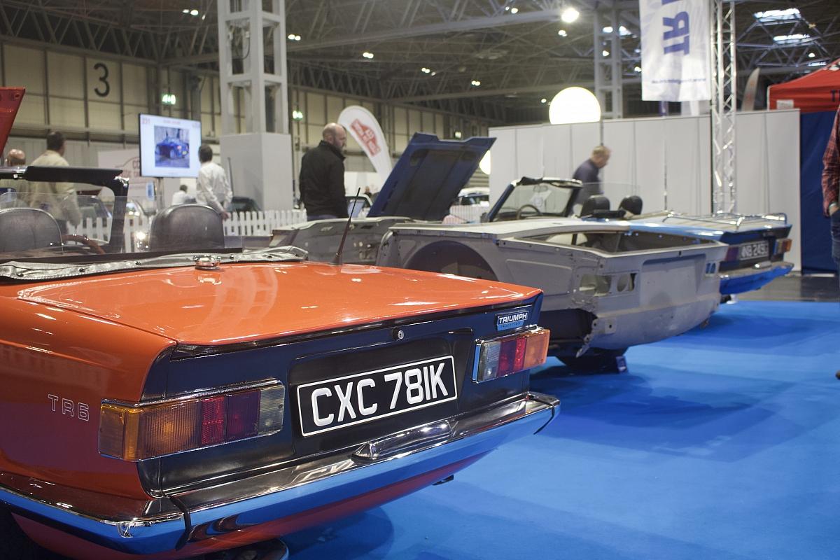 Practical Classics Classic Car & Restoration Show postponed until 2021