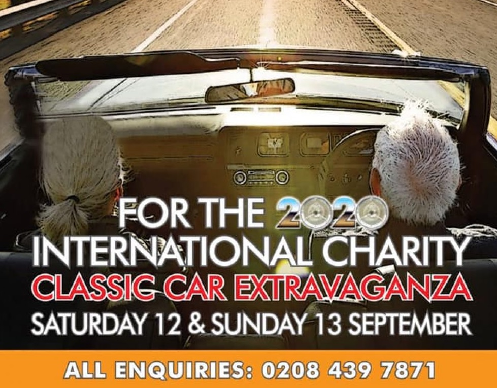Isle of Wight - International Classic Car Show