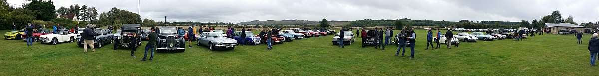 Kennet Valley Group Members are looking forward to Shalbourne Classic Car and Bike Show