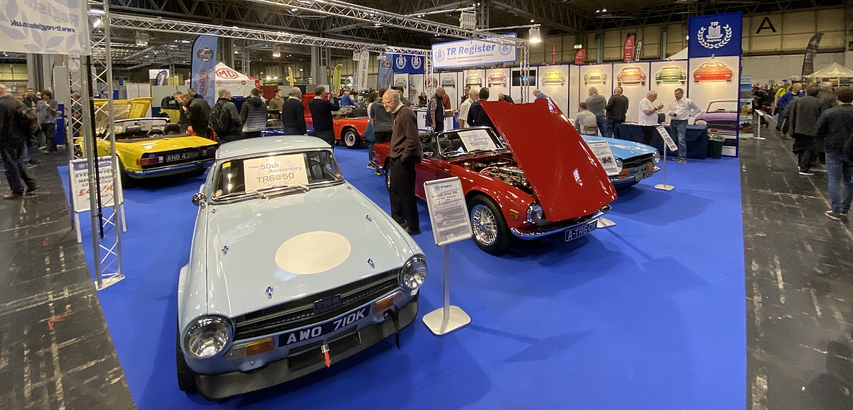 NEC Classic Motor Show cancelled for 2020