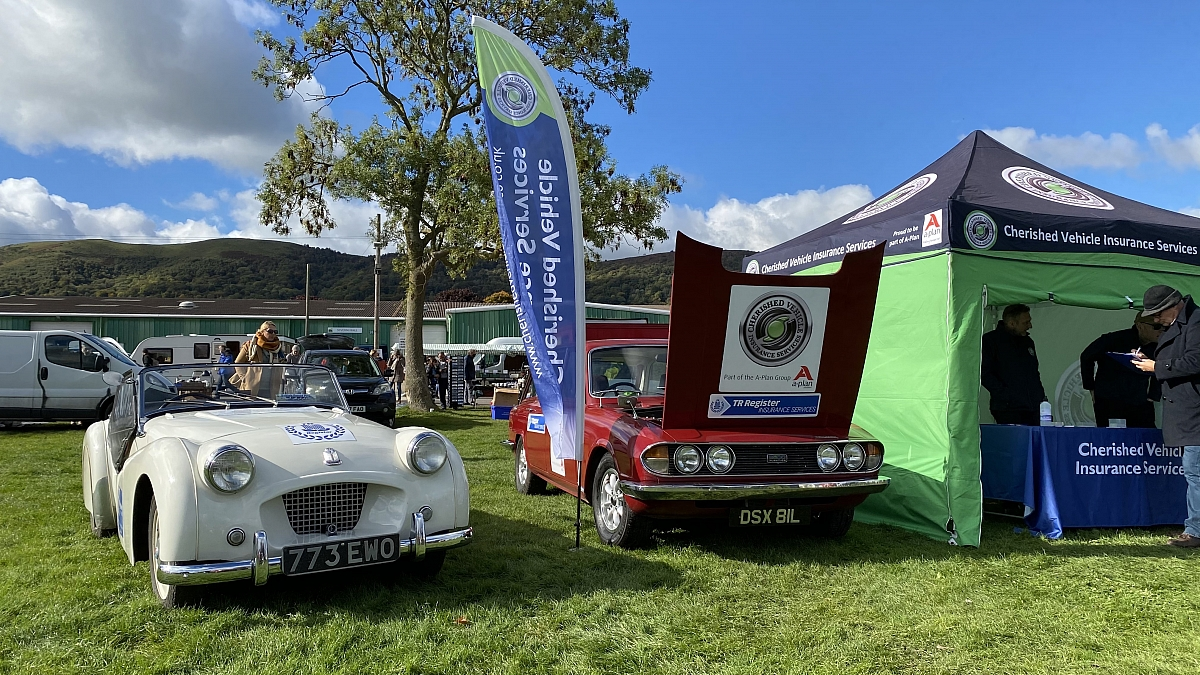 TS2 scoops Club Concours award at Autumn Transport Festival