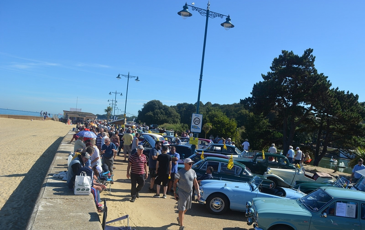 Isle of Wight Classic Car Extravaganza