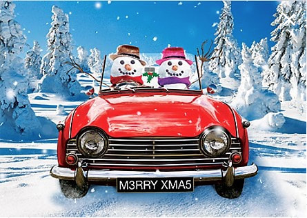 Merry Christmas from TR Lincs