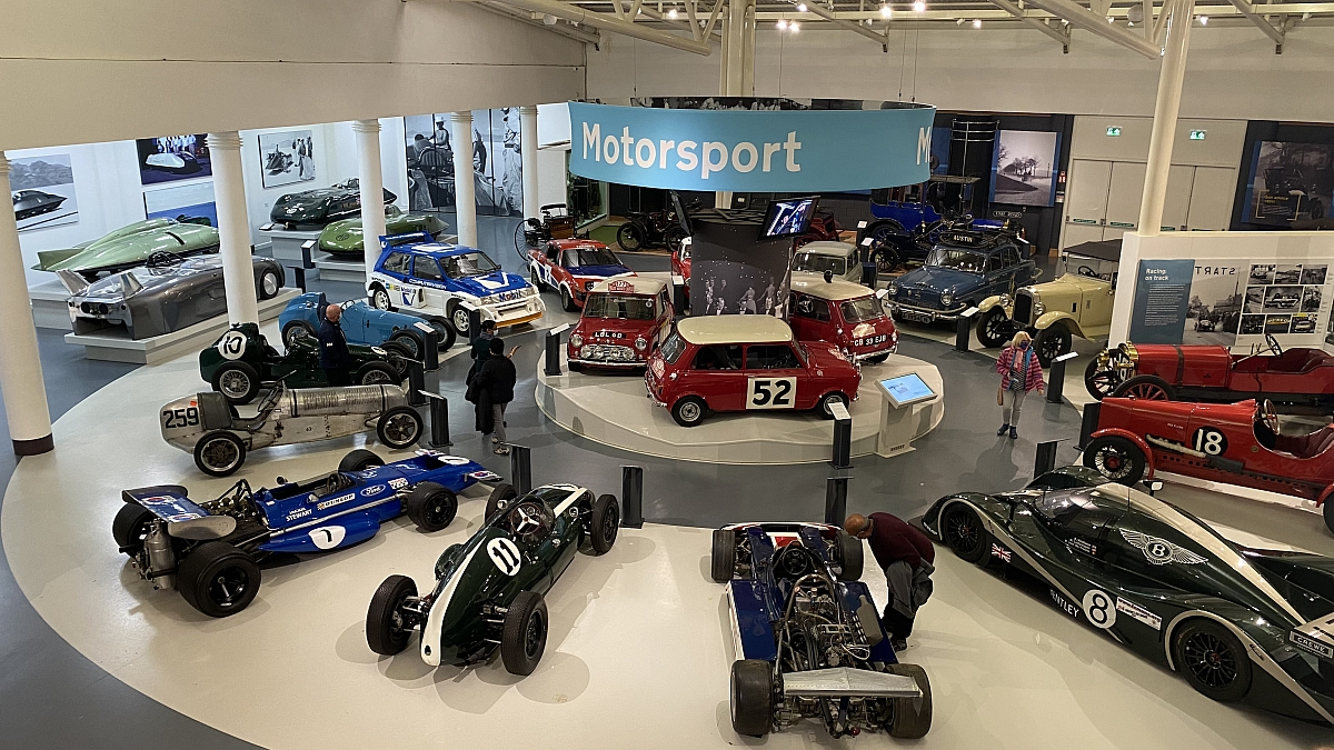 British Motor Museum previews 2021 events