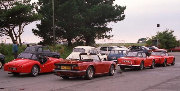 Cornwall Group - A30 Retro Run