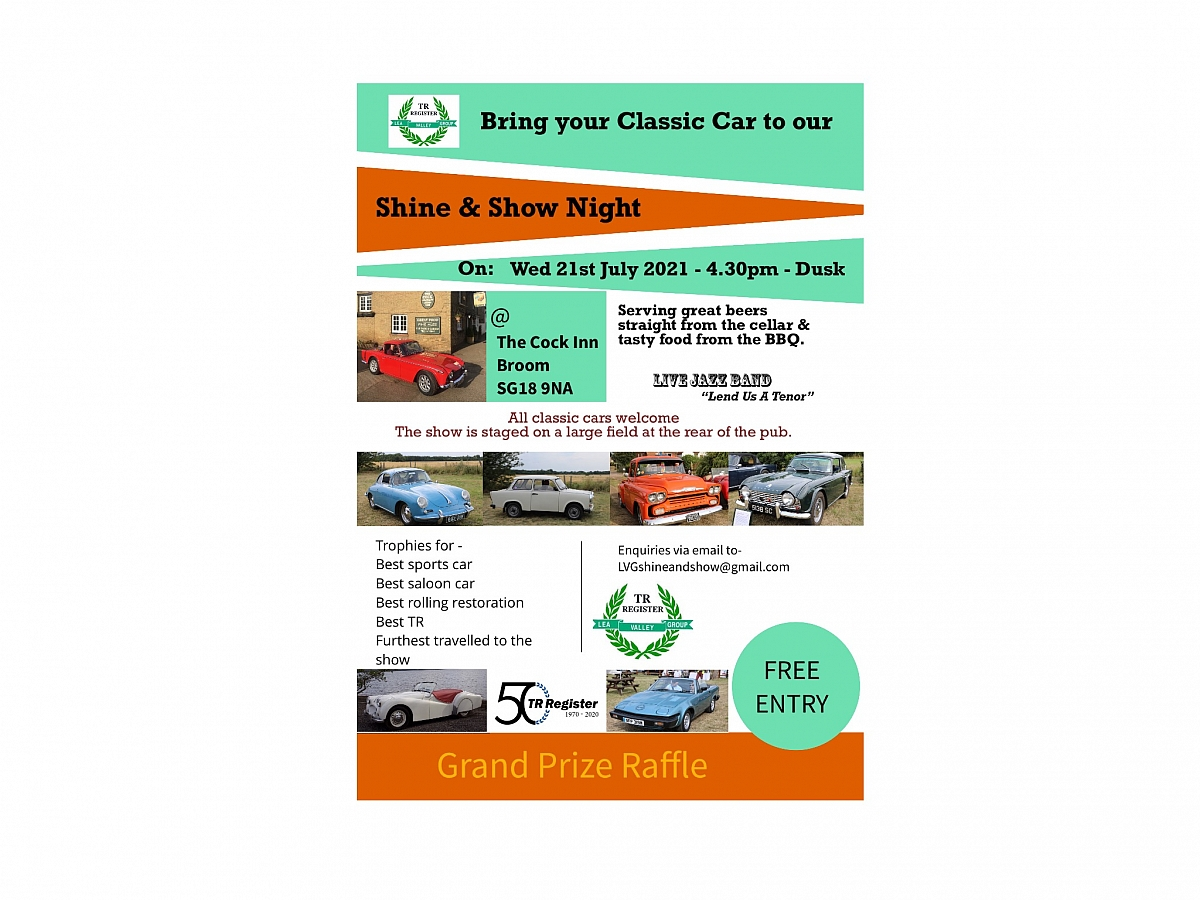 LVG - Classic Car Shine & Show