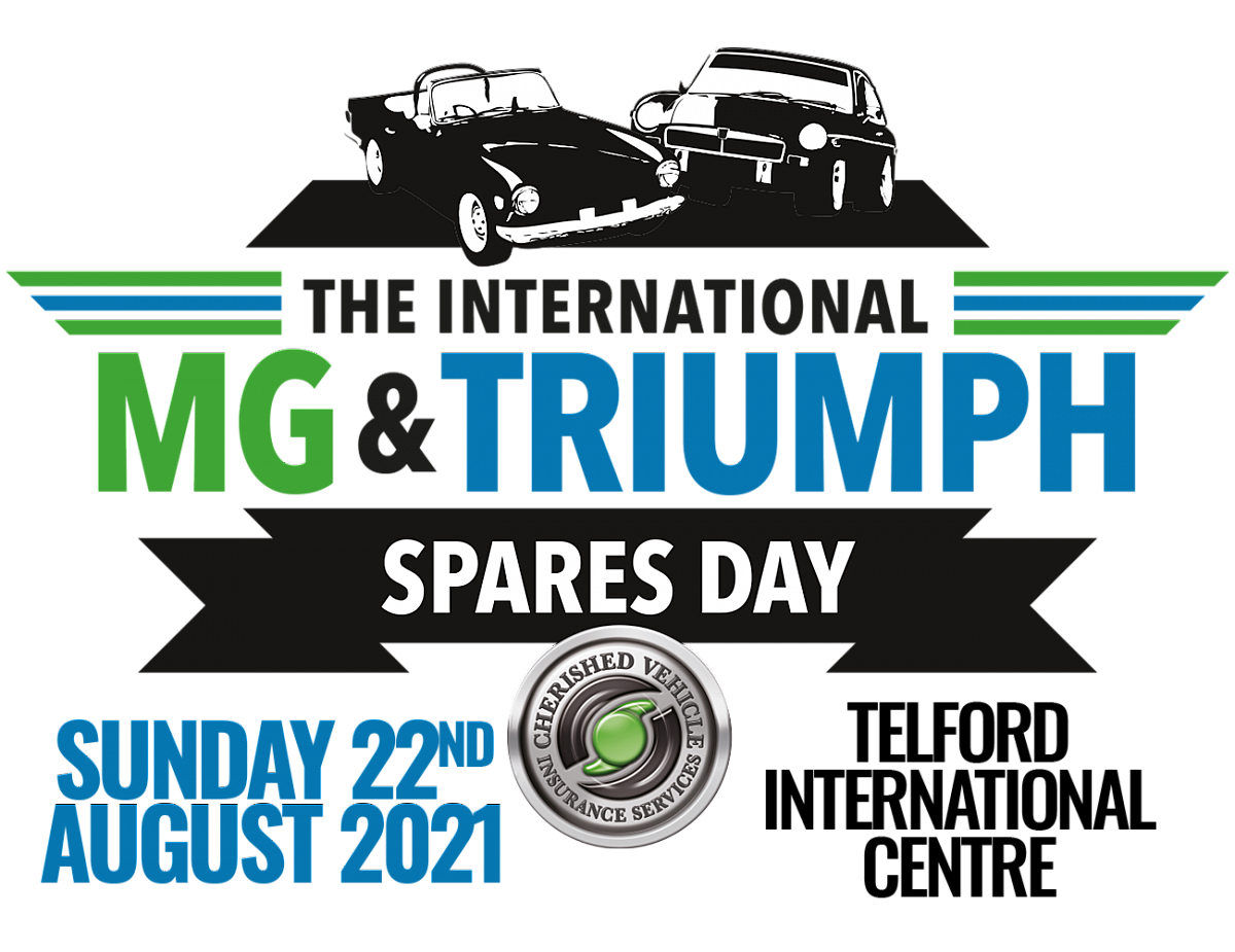 NEW DATE: MG and Triumph Spares Day 2021