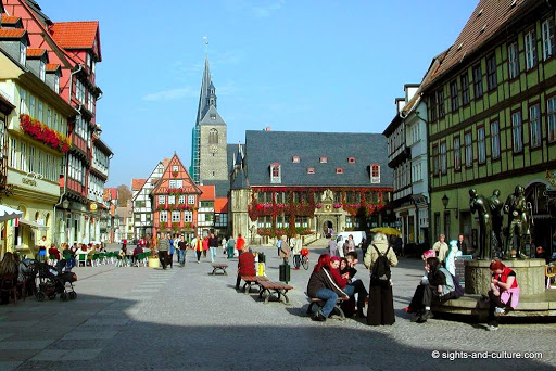 Essex Group Germany Harz Mountains Tour