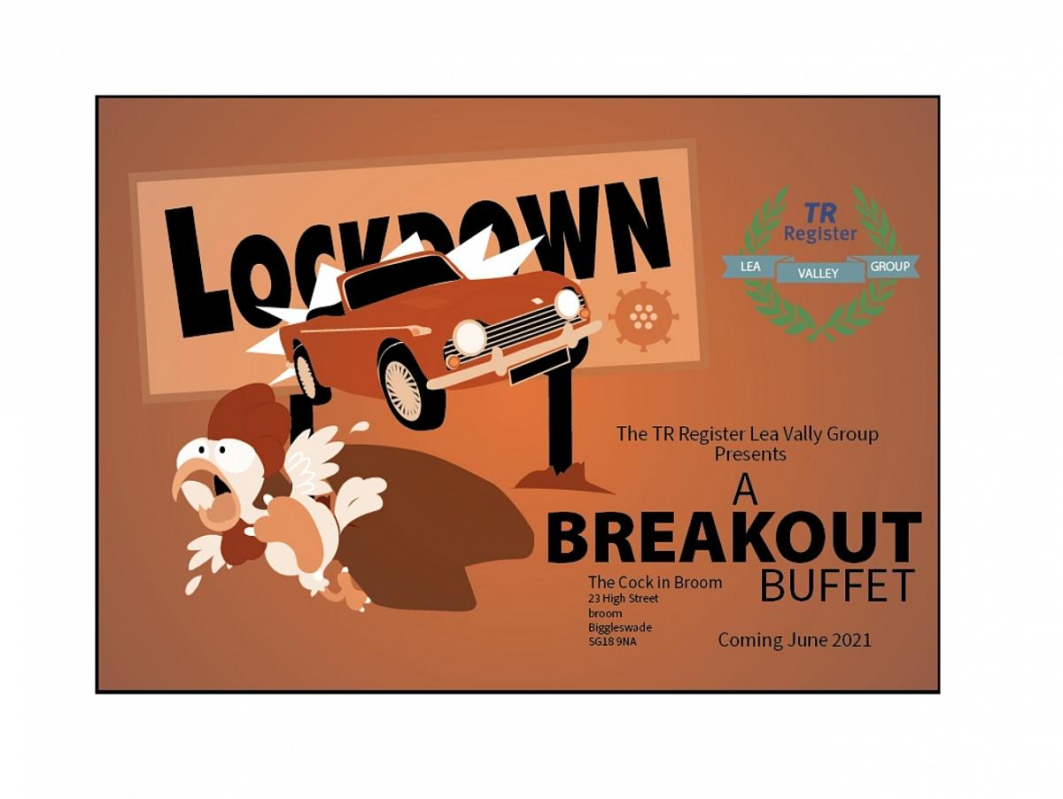 LVG Breakout Buffet. POSTPONED