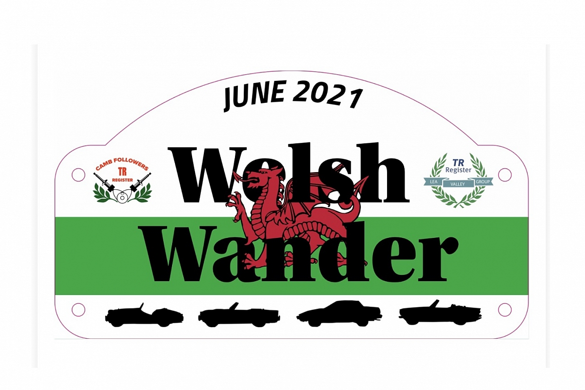 Welsh Wander for LVG & Camb Followers