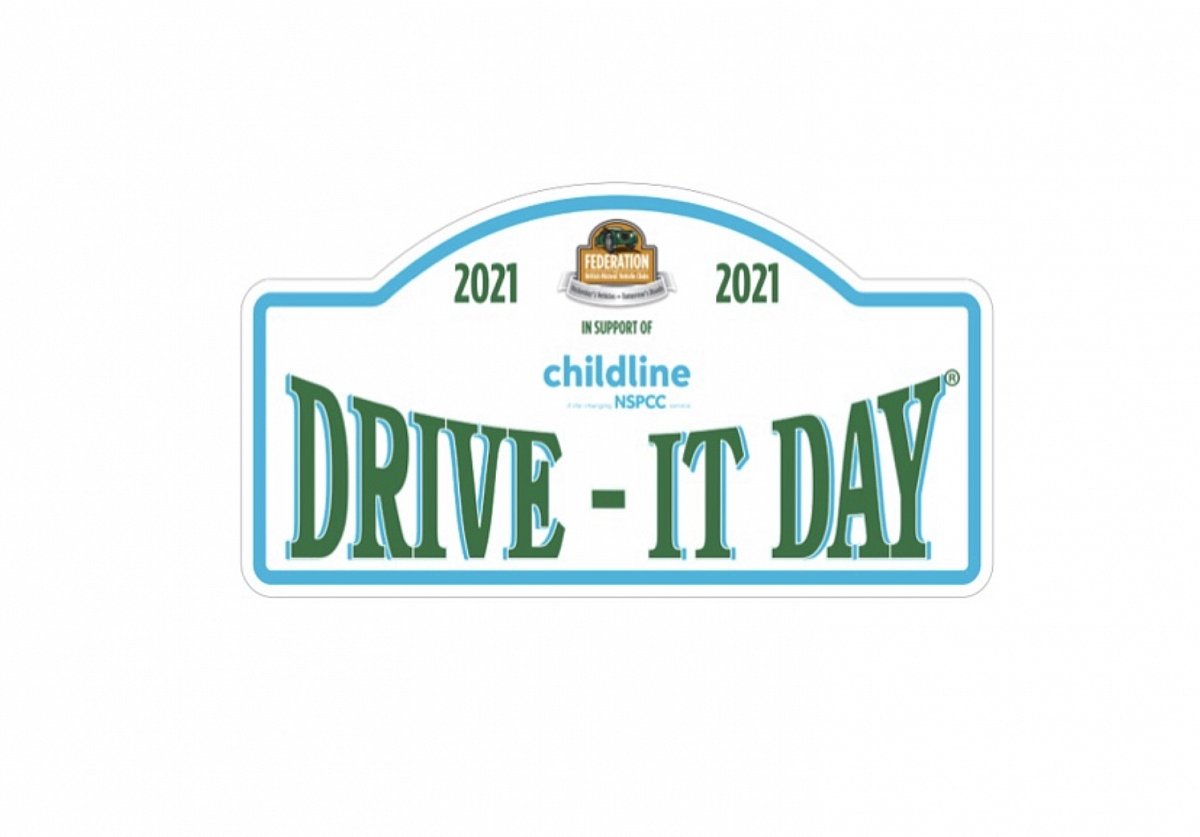 """LVG on """"Drive it Day"""" - Get your Rally Plate NOW!"""