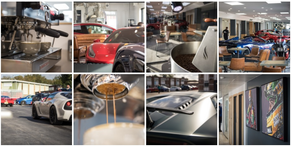 Kennet Valley Group - Light Sunday Lunch with Supercars!