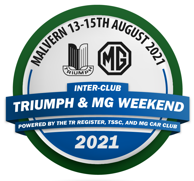 Triumph and MG Weekend 2021