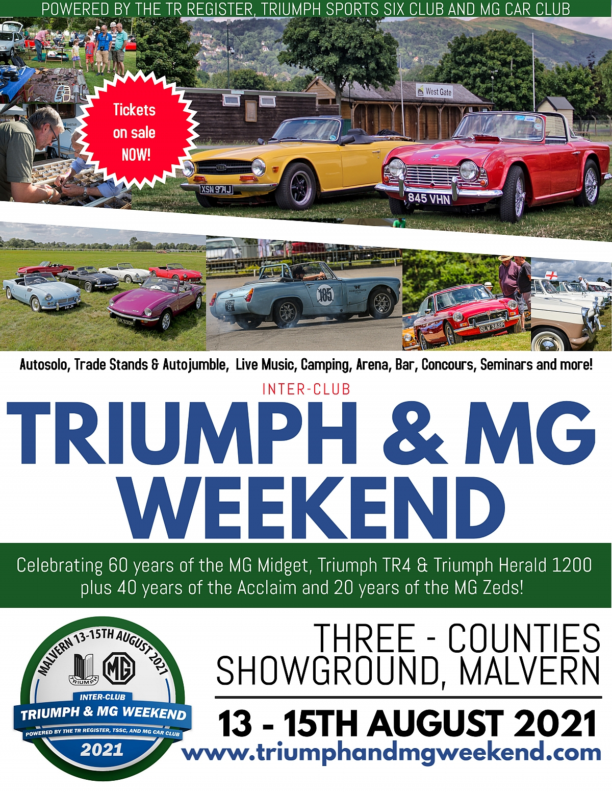 MG and Triumph Weekend