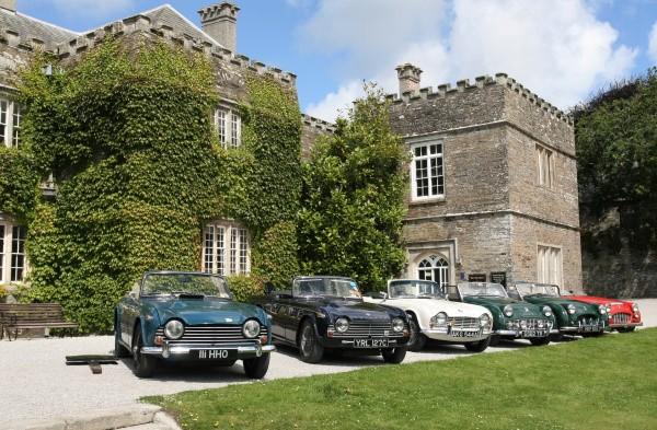 Cornwall Group - Late 50th Anniversary Picnic