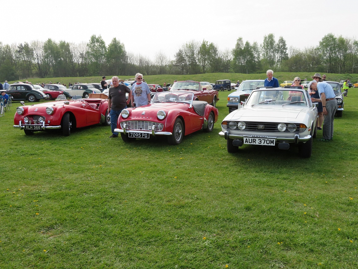 Kennet Valley Group to attend 28th Spring Vehicle Meet & Autojumble