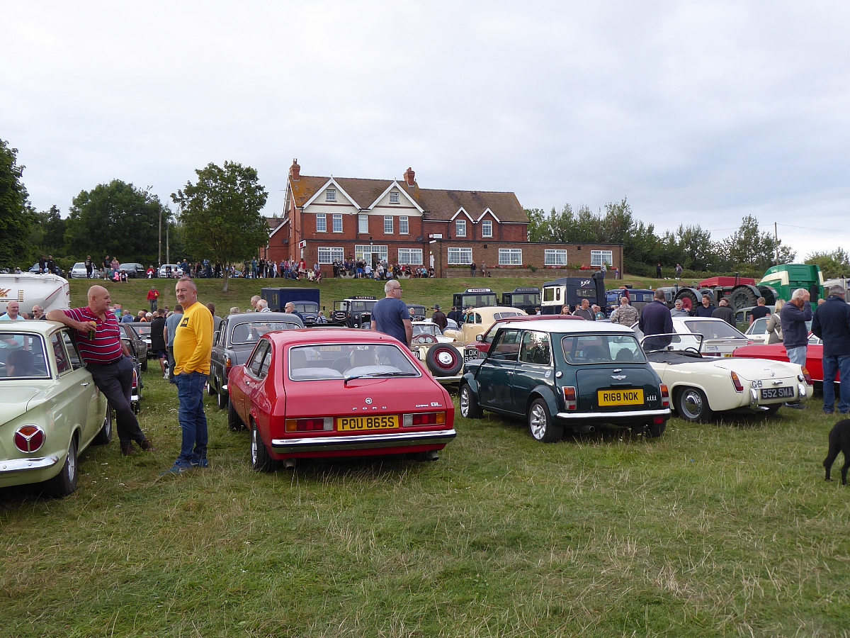 Glavon Group at Sharpness Classic Vehicle Gathering - 18th August 2021