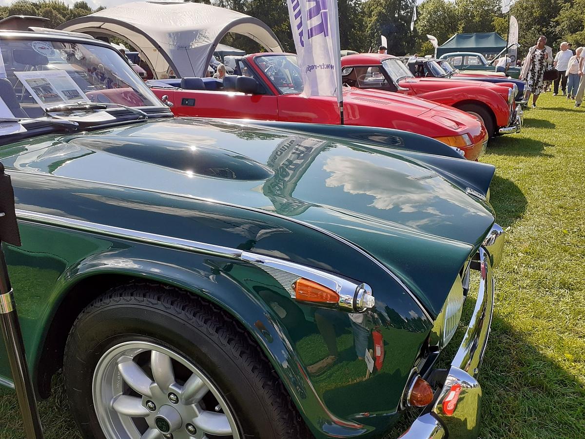 Kennet Valley Group enjoy a super show at Basingstoke Festival of Transport