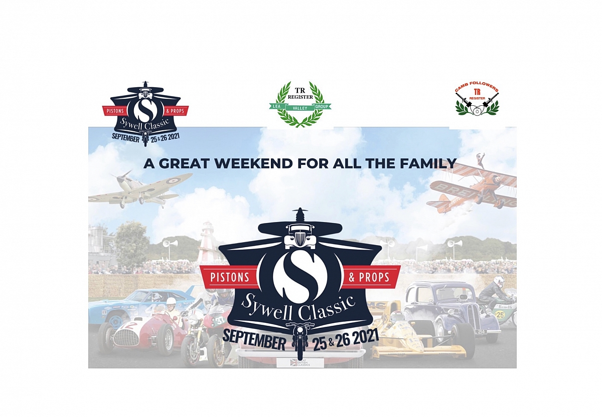 Sywell Pistons & Props weekend