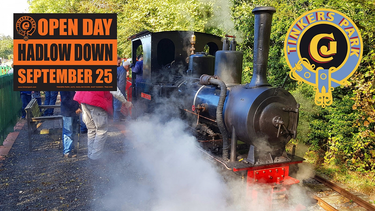 London Group - Tinkers Park Open Day 25th September