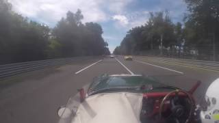 Le Mans Classic 2016 - on board for the final race and fastest lap