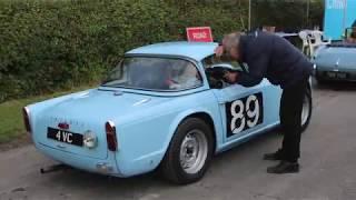 Kop Hillclimb on board an ex-works Triumph TR4 (4VC)
