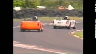 Cox & Buckles TR Register Race Championship 1995 DVD
