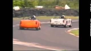 Cox & Buckles TR Register Race Championship 1995 DVD