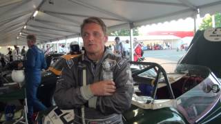 Chris Ryan gives his reactions to Race 1 at Le Mans Classic 2016