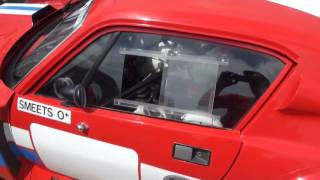 Triumph TR8 Turbo Le Mans at Goodwood Festival of Speed 2016