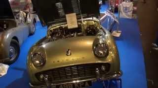NEC Classic Motor Show 2015 - TR Register Display Walkaround